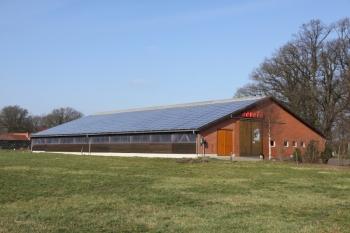 PV-Dachanlagen Bahrenborstel